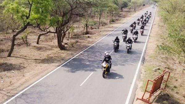 TVS Concludes First Apache Owners Group South chapter (3)