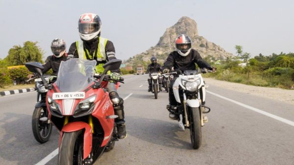 TVS Concludes First Apache Owners Group South chapter (4)