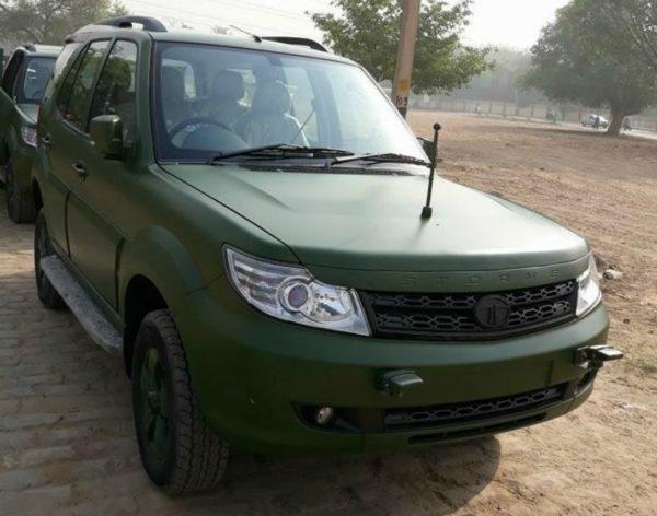 Tata Safari Storme – Indian Army – 4×4 India FB (1)