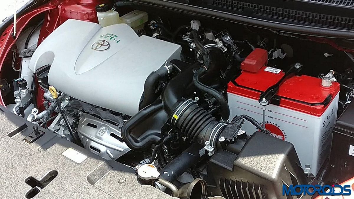 Toyota Yaris India 1.5 petrol engine (1)