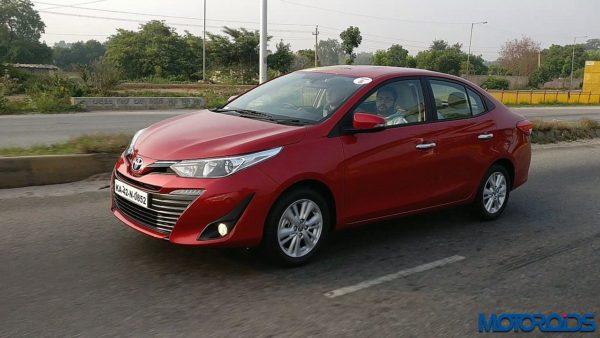 Toyota Yaris India (8)