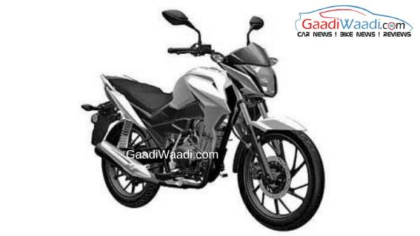 Upcoming 2018 Honda CB125F – Leaked Patent Images