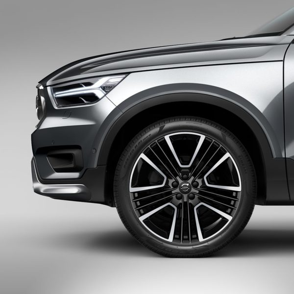 Volvo Xc40 Gets Exterior Styling Kit Details Images And