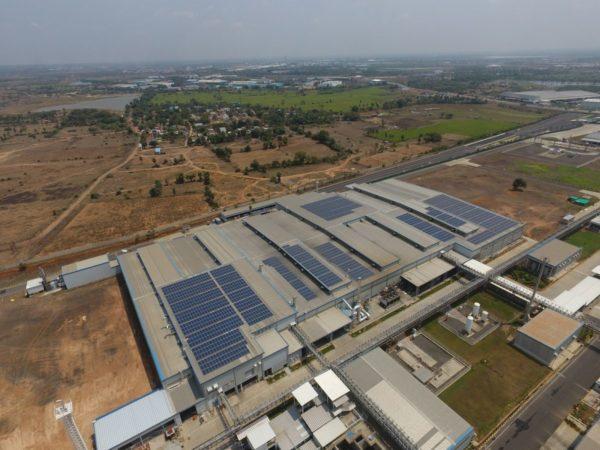 Yamaha Commissions Solar Power Plant At Its Chennai
