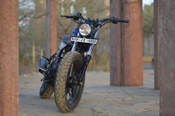 Yamaha FZ S Scrambler (11)