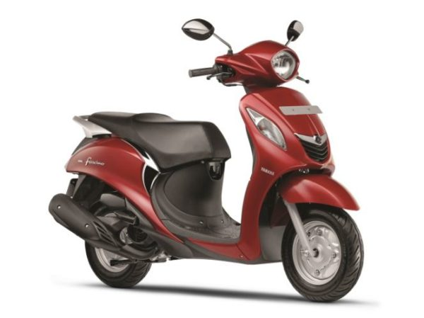 Yamaha Fascino – New Colour Options (1)