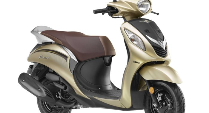 Yamaha Fascino Gets New Two Color Options Motoroids