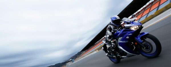 Yamaha YZF R3 Official Image
