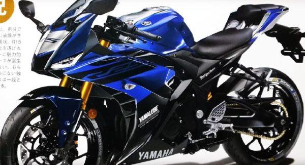 Yamaha YZF R3 Render By YoungMachine Magazine