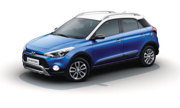 2018 Hyundai i20 Active front