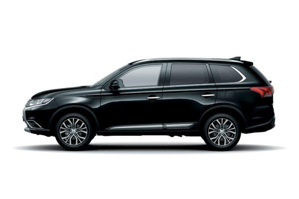 2018 Mitsubishi Outlander – Black Pearl