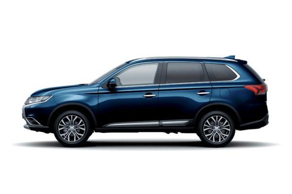 2018 Mitsubishi Outlander – Cosmic Blue