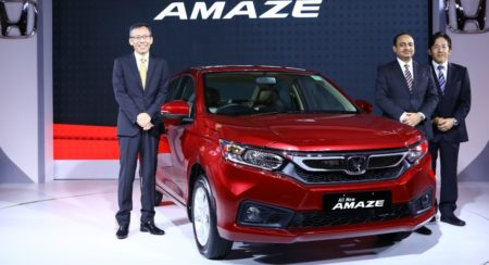 Honda Amaze Sales Figures Have Us Amazed, Crosses 50,000 Units in Last 5 Months