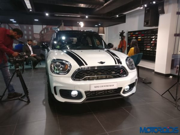 All new MINI Countryman launched in India (1)