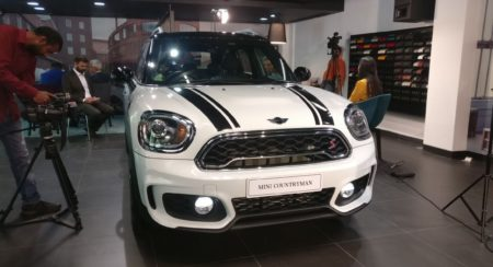 All-new MINI Countryman launched in India (11)