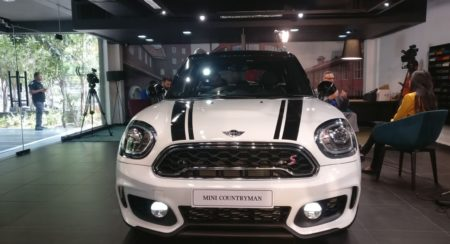 All-new MINI Countryman launched in India (2)