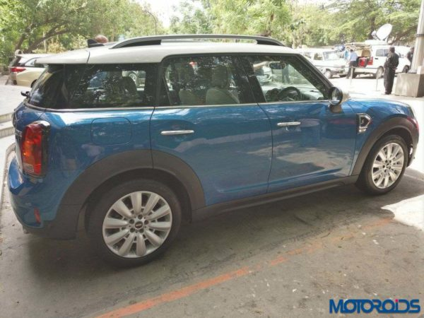 All new MINI Countryman launched in India (35)