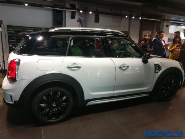 All new MINI Countryman launched in India (9)