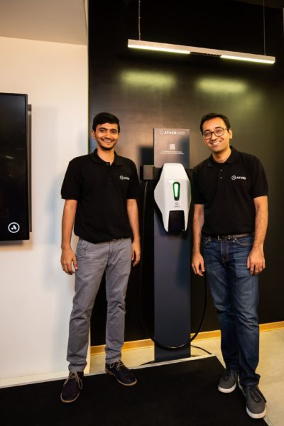 Ather Energy Launches Largest Charging Infrastructure Network In Bangalore (1)