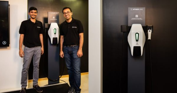 Ather Energy Launches Largest Charging Infrastructure Network In Bangalore