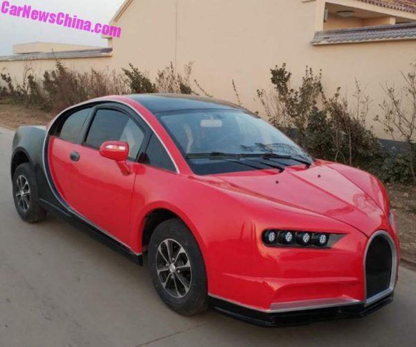 Chinese Replica Of Bugatti Chiron (1)
