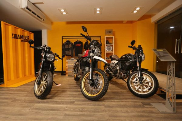Ducati India Extends Reach With New Dealership In Chennai (4)