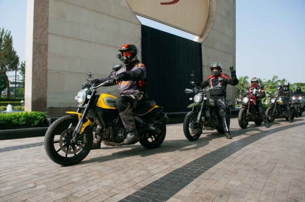 Ducati India Its First Ever Dream Tour – Official Images (2)