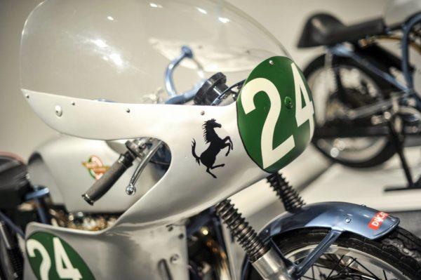 Ducati Museum To Host Its First Temporary Exhibition – 250 Desmo 1960 dettaglio