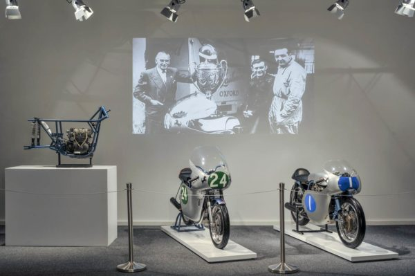 Ducati Museum To Host Its First Temporary Exhibition – Panoramica Mostra