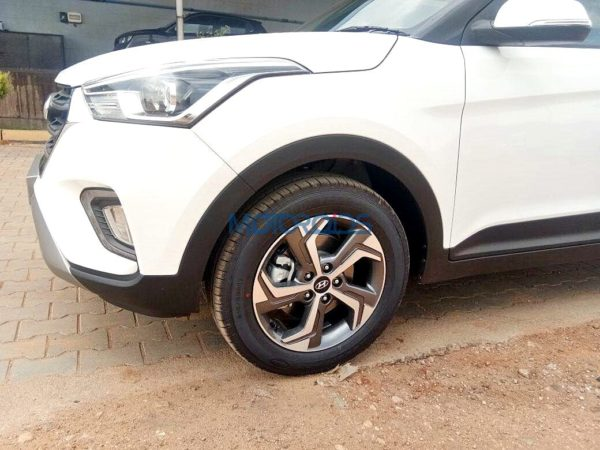 EXCLUSIVE – Hyundai Creta Facelift (1)