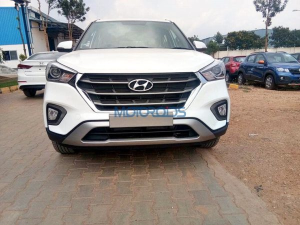 EXCLUSIVE – Hyundai Creta Facelift (2)