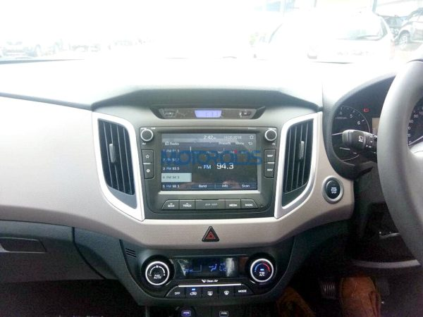 EXCLUSIVE – Hyundai Creta Facelift (5)