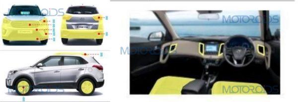 Exclusive – 2018 Hyundai Creta – Leaked Info (4)