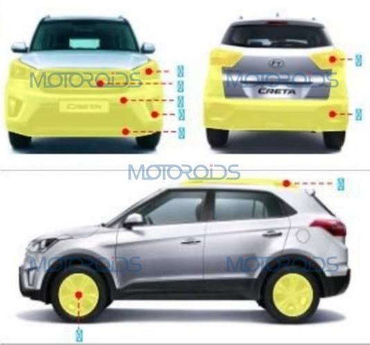 Exclusive – 2018 Hyundai Creta – Leaked Info (5)