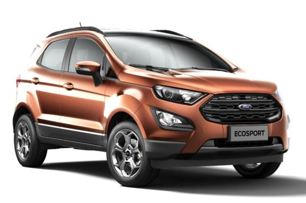 Ford EcoSport S edition