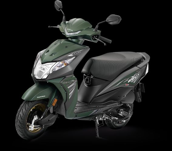 Dio 2018 Model >> New 2018 Honda Dio Launched In India Gets Led Headlamp And Digital