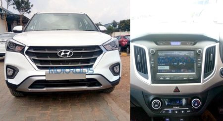 EXCLUSIVE: Meet The New 2018 Hyundai Creta Way Before You Were Supposed To