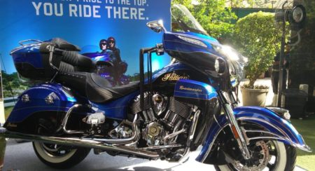 Indian Roadmaster Elite Launched In India At INR 48 Lakh