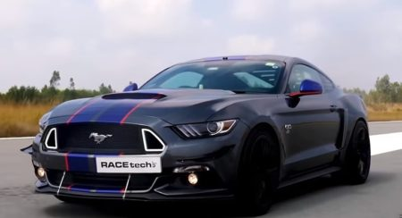 India's most powerful Mustang