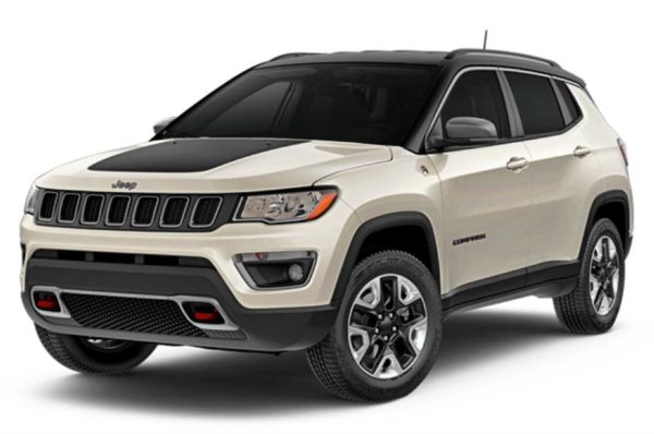 Jeep Compass Trailhawk revealed