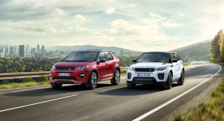Land Rover Discovery Sport & Range Rover Evoque