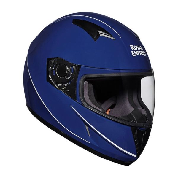 Latest Royal Enfield Helmet Collection – Street Mono Stripe Helmet
