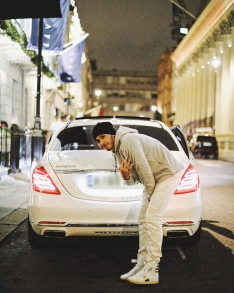Lewis Hamilton's Mercedes Benz S Class Maybach Is Up For Sale (5)