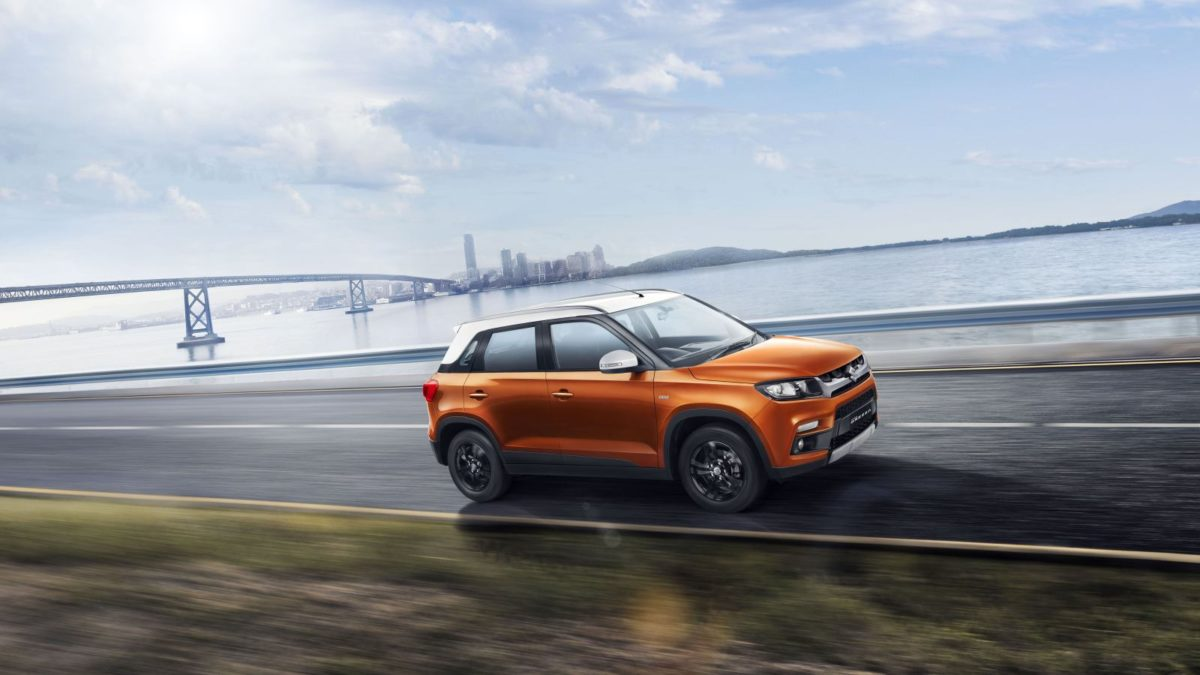 Maruti Suzuki Vitara Brezza Gets Enhanced Looks and Auto Gear Shift Option (4)