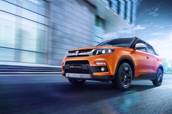 Maruti Suzuki Vitara Brezza Gets Enhanced Looks and Auto Gear Shift Option (5)