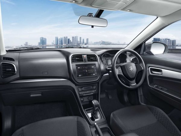 Maruti Suzuki Vitara Brezza Gets Enhanced Looks and Auto Gear Shift Option (6)