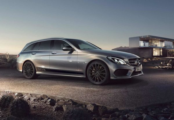 Mercedes Benz C Class Nightfall Edition (1)