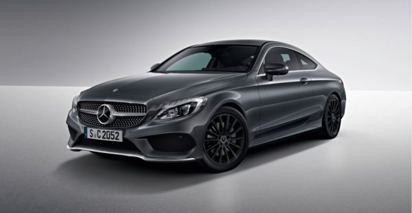 Mercedes Benz C Class Nightfall Edition (2)