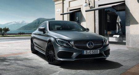 Mercedes-Benz C-Class Nightfall Edition (3)