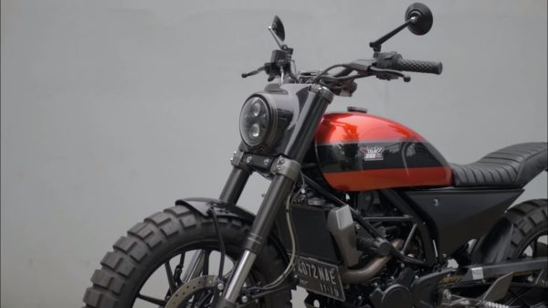 Modified KTM 200 Duke (7)